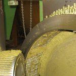 Matrize zu Herstellung der Luzernecobs - Qualitätstrocknung Nordbayern eG