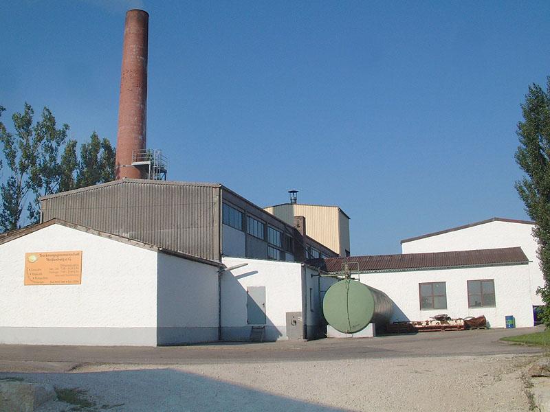 Qualitätstrocknung Nordbayern eG - Standort Ellingen