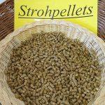 Strohpellets der Qualitätstrocknung Nordbayern eG