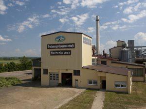 Qualitätstrocknung Nordbayern eG - Standort Gunzenhausen