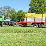 Lohnanfuhr bei der Qualitätstrocknung Nordbayern eG