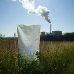 Verdampfung des Wassers beim Trocknungsprozess