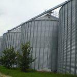Lagerung der Pellets bei der Qualitätstrocknung Nordbayern eG