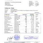 Rapsöl - Analyse - Qualitätstrocknung Nordbayern eG