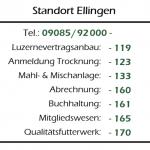 Ellingen_Durchwahlen